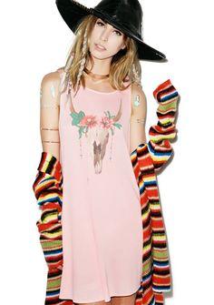 Wildfox Couture Desert Dahlia Cassidy Dress | Dolls Kill