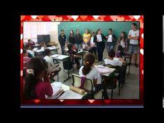 Sala de Leitura - Diretoria de Ensino de Fernandópolis - Município de Fernandópolis - Escola Manoel dos Santos.