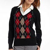 womens argyle sweater - Google Search