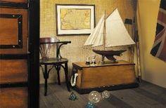 Maritime Nautical Furniture Collection