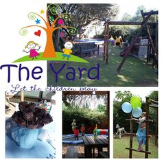 The Yard for Kids is a stunning party venue located in Woodmead. Ideal for children between the ages of 1 and 6 years. We are also open for playdays on Tuesdays and Thursdays from 2-5pm, and we run holiday programmes.