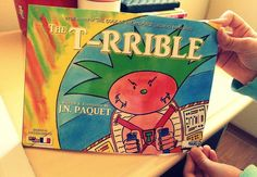 """The T-RRIBLE"" is a new children's book for children aged 6-9, written and illustrated by Children's Author J.N. PAQUET. 64 page story of a very special boy called Oliver Bluemoon. What is very special about Oliver is the fact that he is bilingual. One day, a strange little monster knocks at his door and asks him to travel to his planet because only HE can save his people from a gigantic asteroid that is about to destroy everything. Buy it now at: http://www.jnpaquetbooks.com/the-t-rrible"