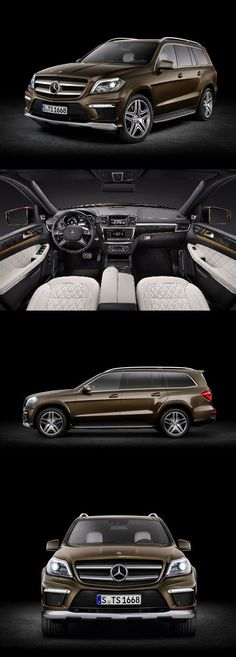 I can't decide if I want the 2016 Mercedes Benz GL-Class or 2016 Range Rover sport. I love the Mercedes not this color though