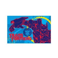 Childrens/Kids Boys Transformers Bedroom Floor Rug/Mat (19 x 22 Inches) (Blue/Red/Yellow) by Transformers. $14.70. Size: 50cm x 80cm approximately.. Perfect accessory for a childs bedroom.. Machine washable.. Great quality bedroom rug.. Fibre: Pile 100% Polyamide.. Great quality bedroom rug. Size: 19 x 22 Inches approximately. Perfect accessory for a childs bedroom. Fiber: Pile 100% Polyamide. Machine washable.