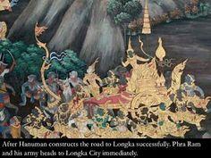 Heritage of India: The Ramakien - Thailand Ramayana Kalamkari Painting, Madhubani Painting, Diwali Festival, Art Festival, Manipuri Dance, Ramayana Story, Sanchi Stupa, Lord Sri Rama, Raja Ravi Varma