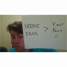 HF>YF Hoodie Allen