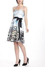 $168 NEW Anthropologie Skyward Dress by Moulinette Soeurs ~Size 8, Medium ~