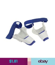 Unisex Accessories The 1Pair Foot Care Tool Bunion Splint Toe Straightener Foot Pain Relief #ebay #Fashion