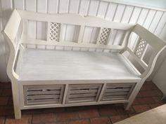 Schöne Küchenbank mit Schubladen.Maße:115cm breit45cm tief44cm Höhe Sitzfläche