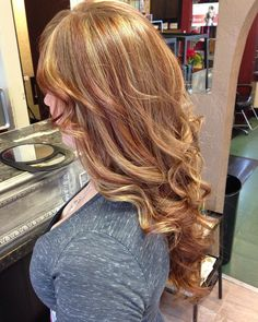 50 Stunning Hairstyles with Highlights and Lowlights — For Blonde, Brown, and Red Hair