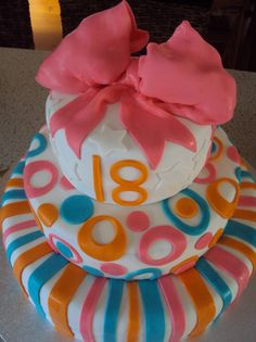 Possible birthday party cake idea 18 Birthday Party Decorations, Girl Birthday Themes, Bday Girl, Birthday Ideas, 18th Birthday Party, Birthday Cakes, Dream Party, Grad Parties, Cupcake Cakes