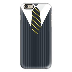 Leonardo's Suits - The Wolf of Wall Street - iPhone 6s Case,iPhone 6... ($40) ❤ liked on Polyvore featuring accessories, tech accessories, iphone case, iphone cover case, iphone cases, apple iphone cases, slim iphone case and clear iphone cases