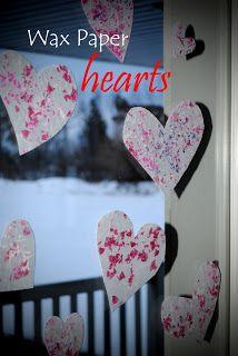More Sister Stuff: Kids Valentine Craft