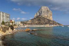 Playa Cantal Roig #Calpe #Calp