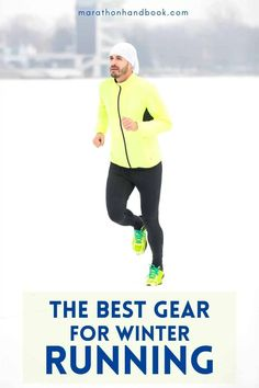 Want to start running in the snow outside in winter but not sure where to start? We're sharing our best winter running tips here, as well as advice for running on snow and running on ice – and our favorite cold weather running gear!Winter running can be downright daunting if you have never done it before, especially if you live in a particularly cold area where snow, ice, and wind chills are the norm. Cold Weather Running Gear, Best Running Gear, Winter Running, Best Running Shoes, Running Tips, Trail Running, Running For Beginners, How To Start Running, Training Plan