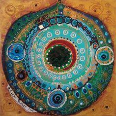 DesertRose ,;,♥Green eye Canan Berber Art ~ Turkey,;,