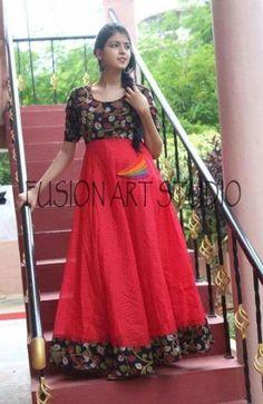 Fashion design studio ideas floors 38 ideas for 2019 - Designer Dresses Couture Long Gown Dress, Saree Dress, Sari, Designer Anarkali Dresses, Designer Dresses, Designer Wear, Kurta Designs, Blouse Designs, Kalamkari Dresses