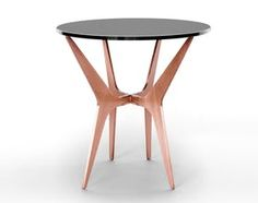 DEAN Oval Side Table Gabriel Scott
