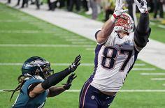 New England Patriots: Rob Gronkowski shines on multiple routes