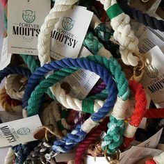 Our dog collars are handmade in Long Beach, California. Guarantee to turn heads!