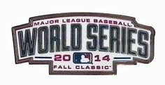 Classic Pins - 2014 World Series Logo Pin, $5.95 (http://www.classicpins.com/2014-world-series-logo-pin/)