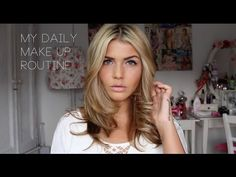 ▶ My Daily Make up Routine w/ NovaLanaLove - YouTube
