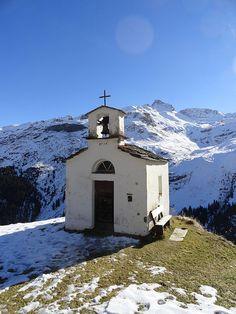 St. Anna Vals Kapelle GR