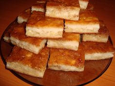 Romanian Desserts, Romanian Food, Cake Recipes, Dessert Recipes, No Cook Desserts, I Foods, Sweet Treats, Good Food, Food And Drink