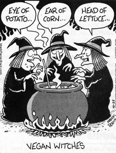 Vegan Witches Jenny Can Cook