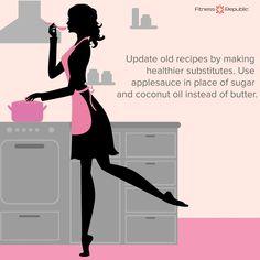 Update Old Recipes