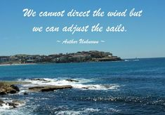 We cannot direct the wind, but we can adjust the sails.  __________  LocalShops1.com --> Tampa Bay's most active advocate for local, independent businesses.