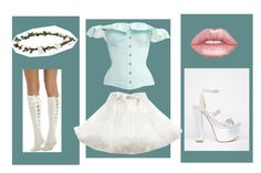 """""""Oh Victoria!"""" by cjmax on Polyvore featuring Lime Crime and ASOS"""
