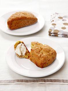Buttermilk Scones Recipe : Melissa d'Arabian : Food Network - FoodNetwork.com Love this recipe!!!!!!