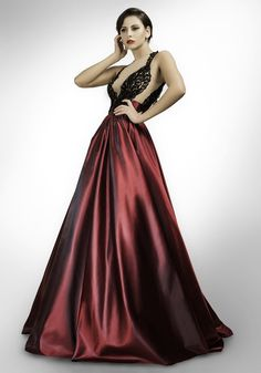 Newdeve A-line Silhouette with High Volume Skirt Backles Taffeta Evening Dresses * See this great product. (This is an affiliate link) Beautiful Gowns, Beautiful Outfits, Taffeta Skirt, Silk Skirt, Warm Dresses, Haute Couture Dresses, Formal Evening Dresses, Holiday Dresses, Thalia