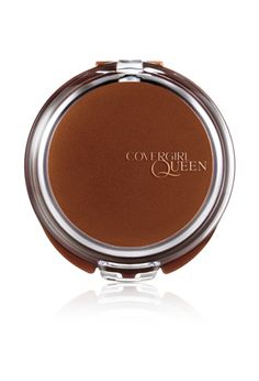 COVERGIRL Queen Collection Natural Hue Bronzer in Ebony Bronze. By far, my favorite contouring bronzer. The price point is amazing, and this may be the only Covergirl product I've ever liked.