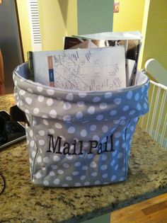 Awesome way to keep your kitchen counter organized!   find it on www.mythirtyone.com/410840