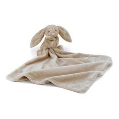 9f73622df6a JellyCat Bashful Beige Bunny Soother. JellyCat Bashful Beige Bunny Soother  – Oakie Baby