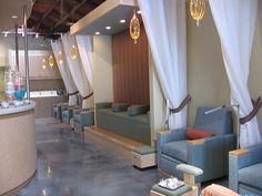 salon design ideas | Nail Salon Interior Design Ideas