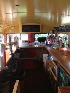 Mobile Pub.. alternative wedding ideas