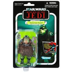 Amazon.com: Star Wars Return of The Jedi The Vintage Collection - Gamorrean Guard Figure: Toys & Games