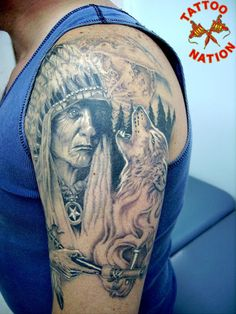 Neck Tattoo Ideas: Chest Plate Tattoo