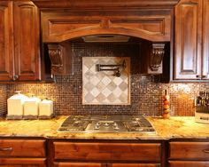Custom kitchen by John Johnson Custom Homes #JJCH #LubbockCustomHomes #LubbockTexas #custombuilthomes
