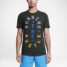Nike Run Hustle Men's T-Shirt