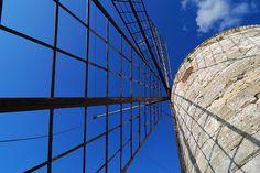 Windmill - Trapani Saline - Sicily | Flickr - Photo Sharing!