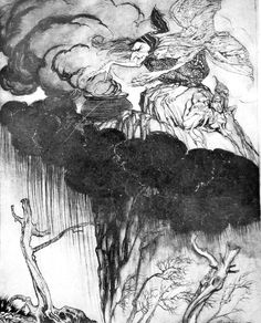 "Iconomancy, detroitlib:   ""The Witch Brewing Storms"" By Arthur..."