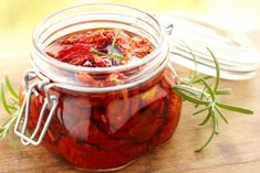 The Best Vegetarian Substitutes for Bacon - Vegetarian Times Iron Rich Foods, Salad Dressing Recipes, Tomato Salad, Home Food, Dried Tomatoes, Sun Dried, Fruits And Vegetables, Vegetarian Recipes, Vegetarian Times