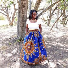 The African Clothing and Accessories Shop by MsAlabaAfricanShop