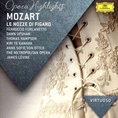 Thomas Hampson - Mozart: Le Nozze di Figaro (Highlights) (CD)