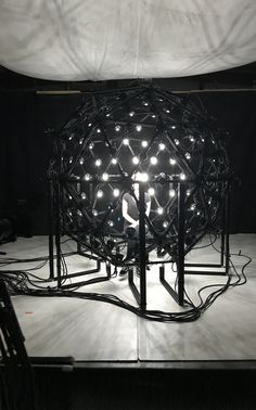 LightCage - The most advanced photogrammetry lighting rig on the market. Dome Structure, Machine Vision, 3d Scanners, Still Camera, University Of Southern California, Geodesic Dome, 3d Rendering, Rigs, Cnc