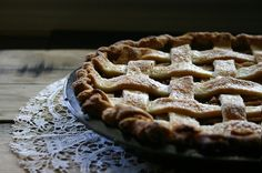 Spiced Pear Gorgonzola and Toasted Walnut Pie in a Buttermilk Leaf Lard Crust A Pie Party All You Need Is, Walnut Pie, Local Milk, Spiced Pear, Cupcakes, No Bake Desserts, Back Home, Sweet Tooth, Food Photography